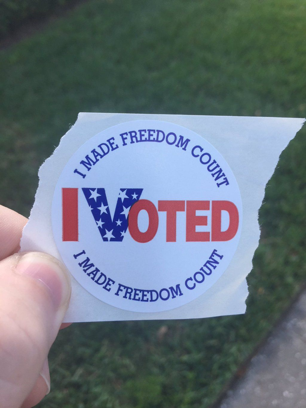 """Evan Perdiew on Twitter: """"Proud to have voted for @marcorubio today! @StopTrumpPAC #Marcomentum #NeverTrump https://t.co/9ME3z9clhw"""""""