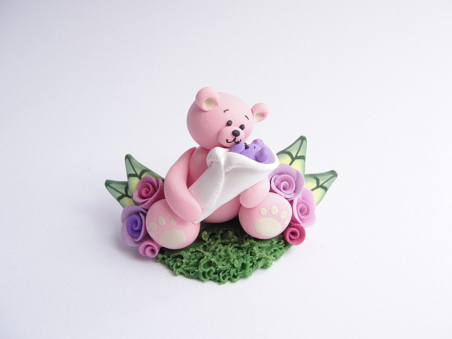plorym clay baby | Reserved for Lora by fizzyclaret on Etsy