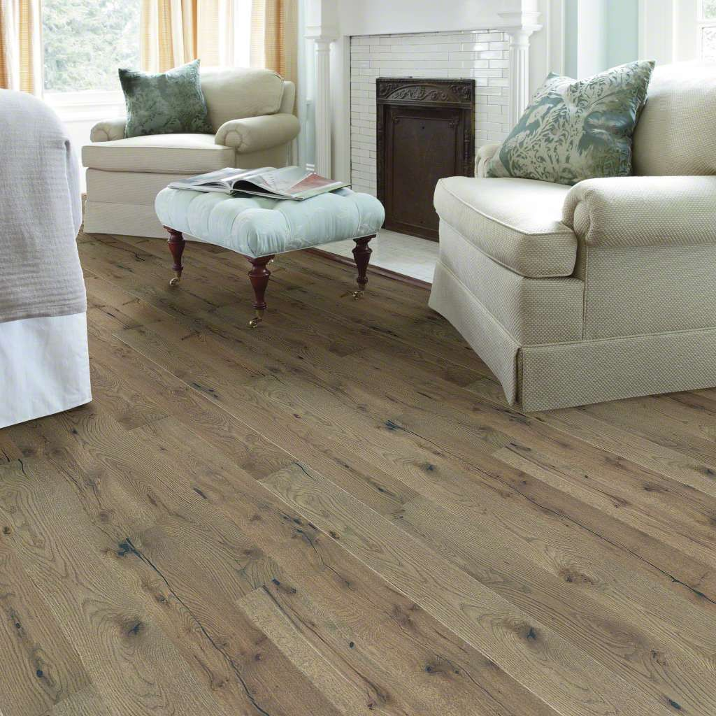 Hardwood Flooring Shaw Wood