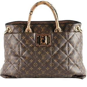 62fe7aa3b0ff Louis Vuitton Limited Edition Monogram Etoile Exotique GM Tote  5850 ...