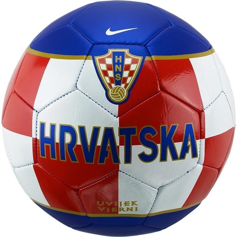 Croatia Nike Sahovnica Hrvatska New Ball Size 5 Soccer