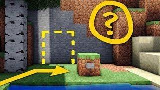 Minecraft Secret Door / Base Tutorial How to Build a