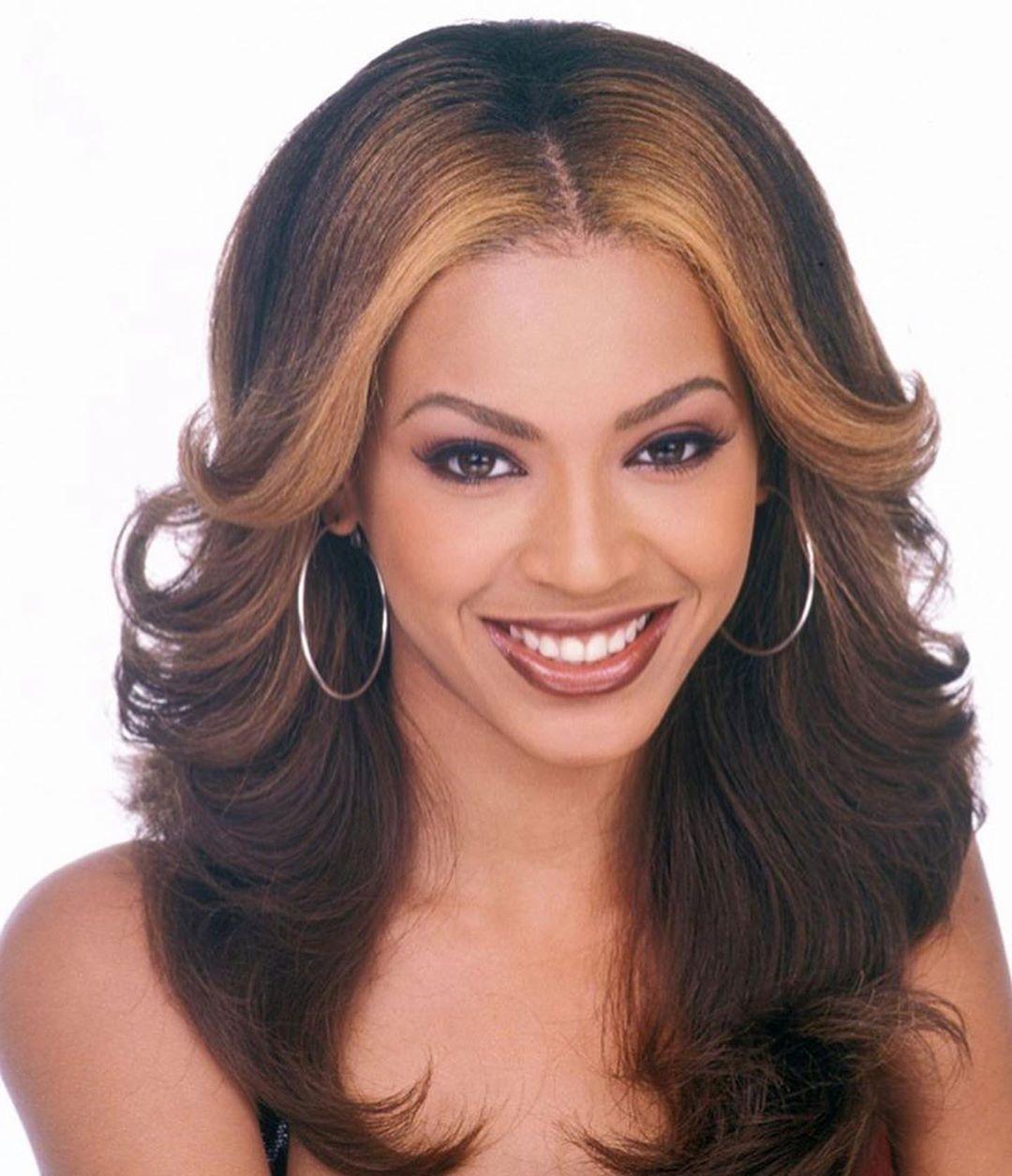 Beyonce 90s Beyonce Hair Hair Styles Beyonce Makeup