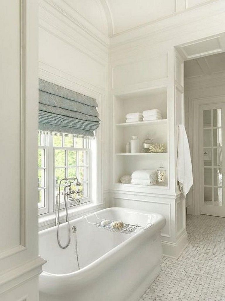 Photo of 30+ Amazing White Bathrooms Will Make The Bathroom Look Clean and Feel Comfortab…