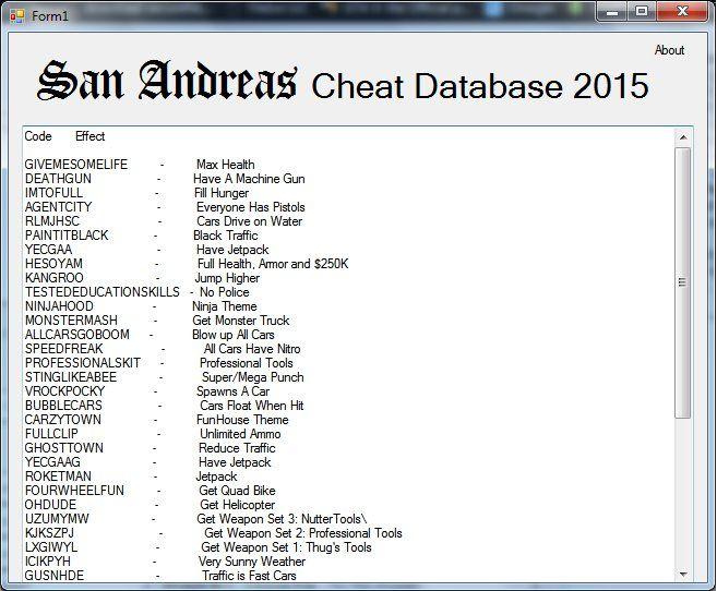 gta san andreas cheat codes pc - Yahoo Search Results Yahoo
