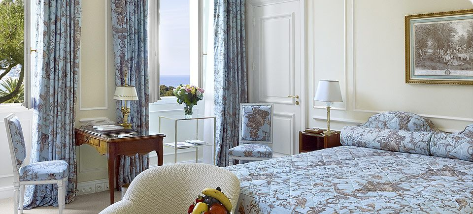 Luxury Hotel Rooms | Hotel Du Cap-Eden-Roc | French Riviera