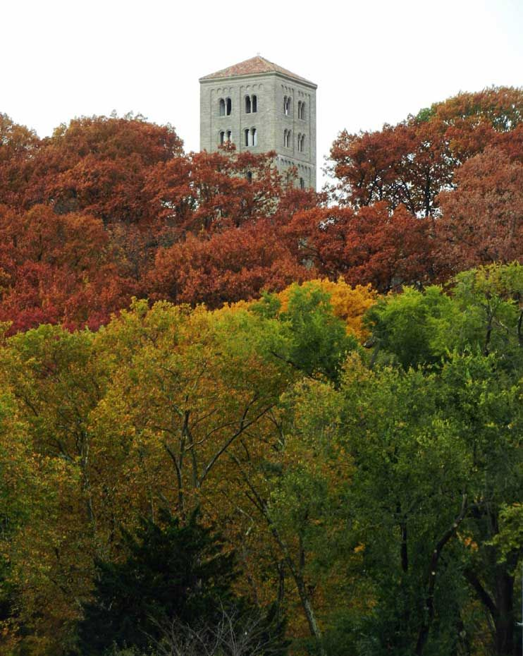 The Cloisters / Fort Tryon Park #NYC