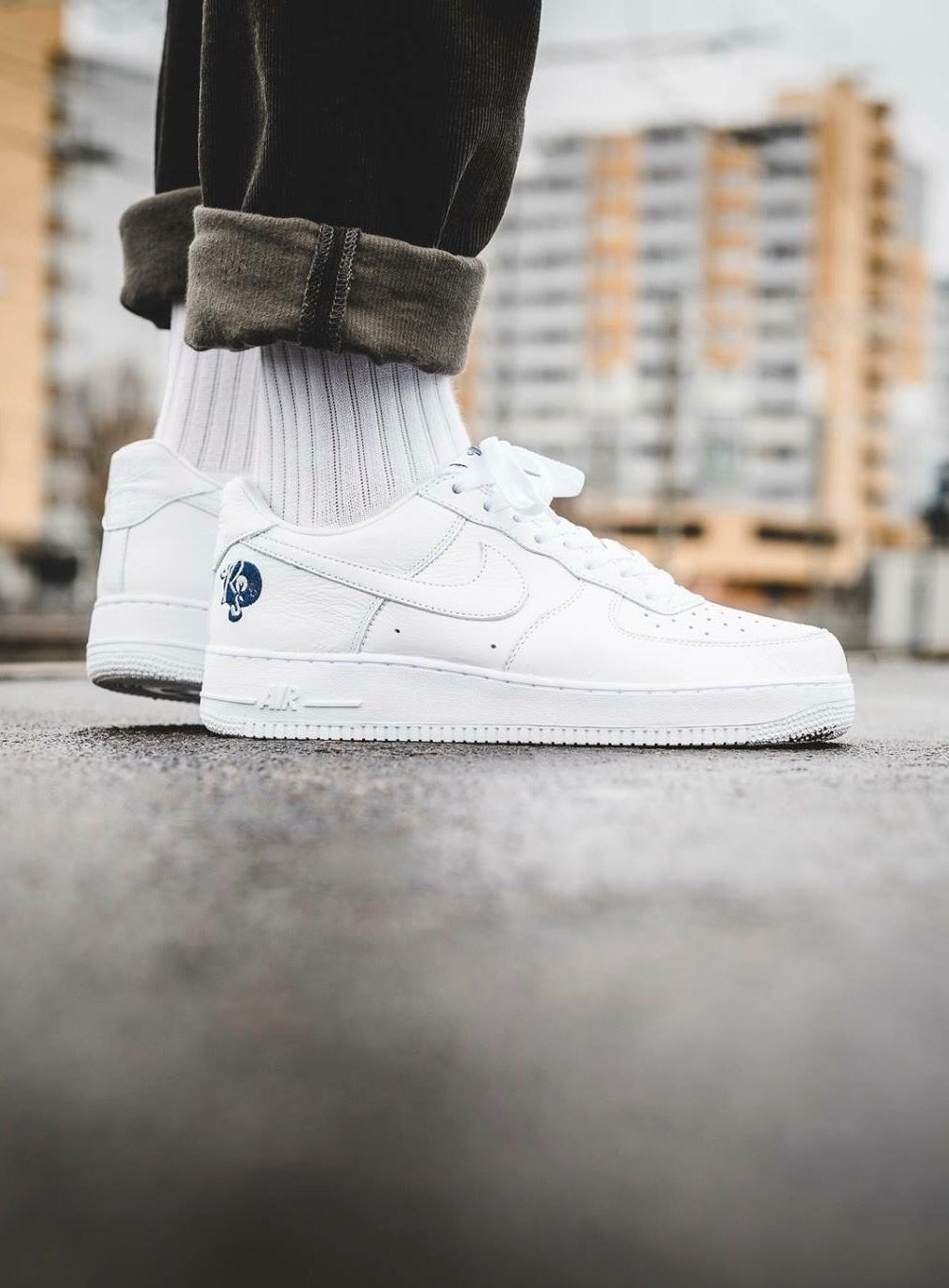 Nike Air Force 1 07 SE Premium 'Pale Ivory' Release Date