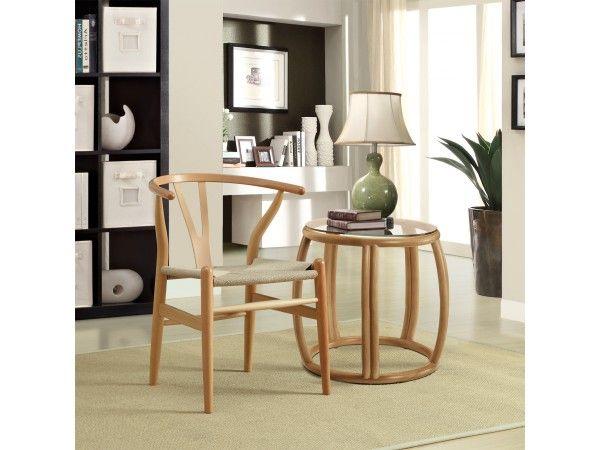 Designed In 1949 By Denmarku0027s Foremost Furniture Designer Hans Wegner, The  Original Wishbone Chair Was
