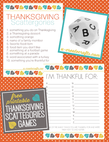 photograph relating to Free Printable Thanksgiving Games for Adults titled 7 Enjoyment Do it yourself Thanksgiving Game titles for Young children, Family members Church