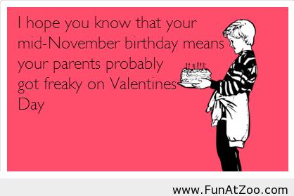 November Funny Birthday Saying Png 418 279 Pixels Birthday Quotes Funny Birthday Quotes For Daughter Funny Quotes