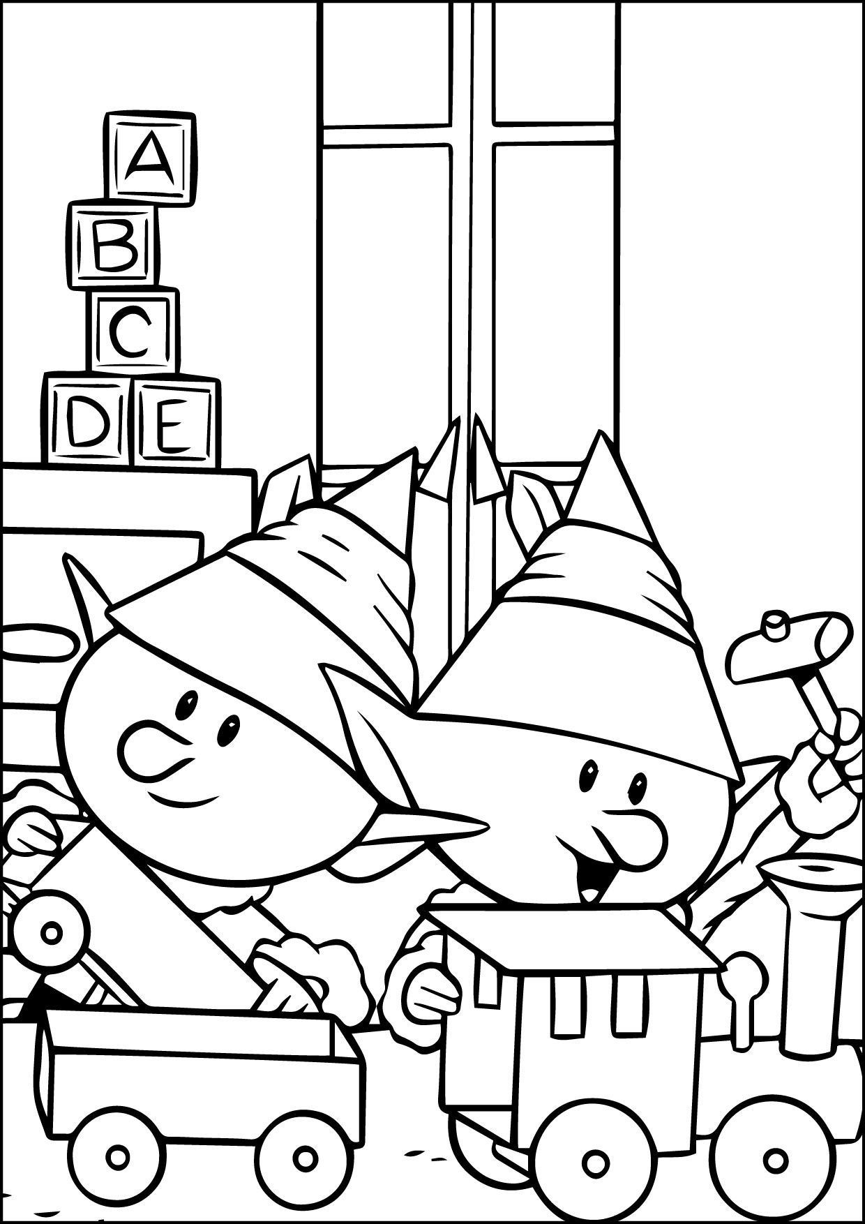 Coloring Page 17 09 01