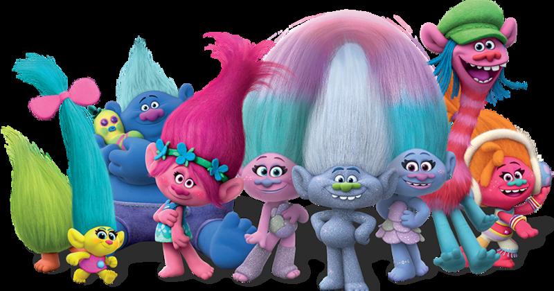 Dreamworks Presente Son Film Trolls Au Festival De Cannes Trolls Birthday Party Trolls Birthday Trolls Movie