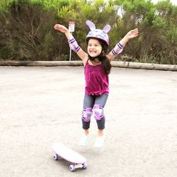Fun Skateboard and Bicycle Helmets For Kids!