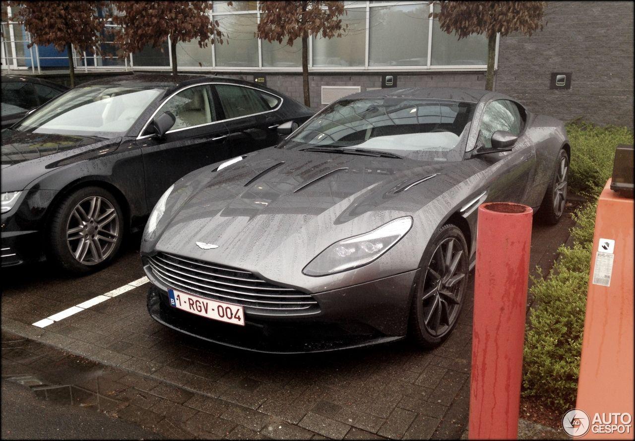Aston Martin DB11 5