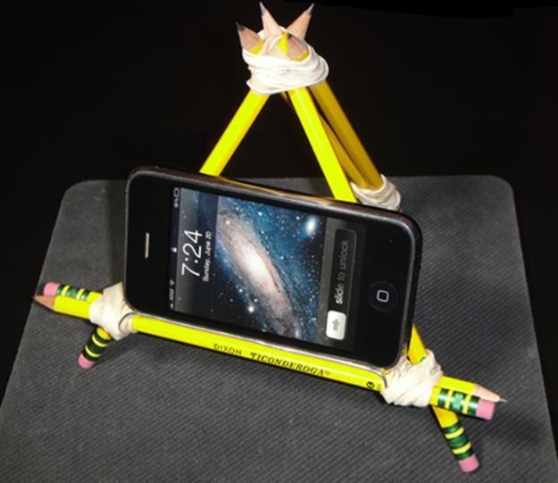 Diy Phone Stand, Diy Phone Holder