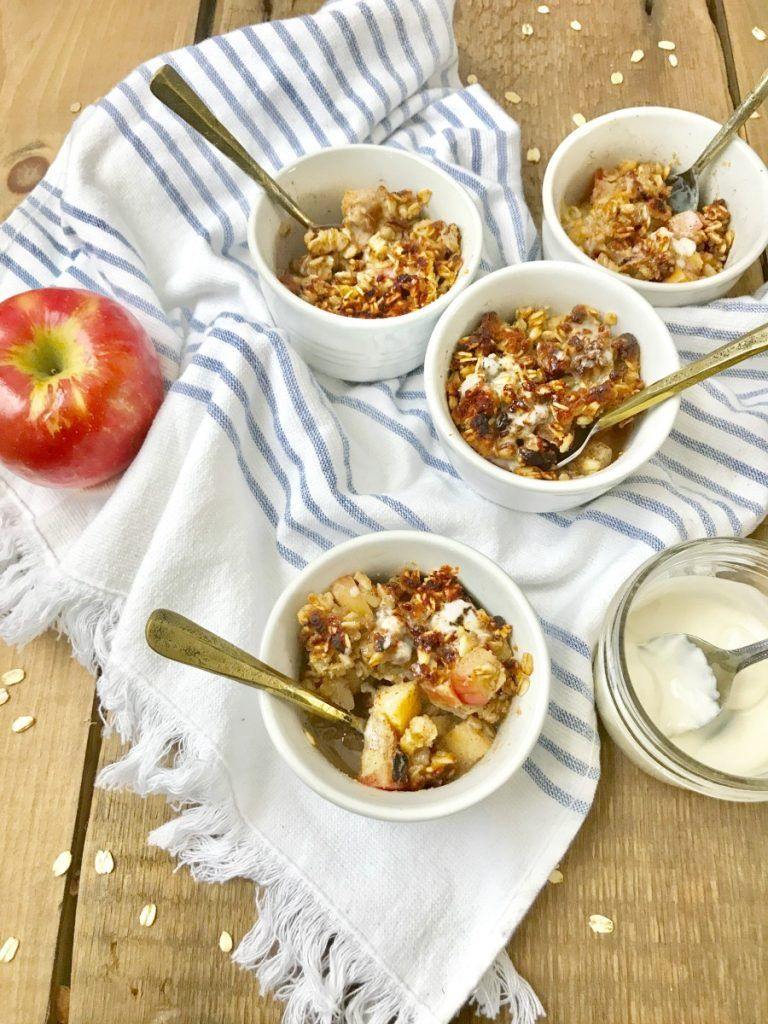 Irish Instant Pot recipes for St. Patrick's Day: Instant Pot Apple Crisp | Confessions of a Foodie
