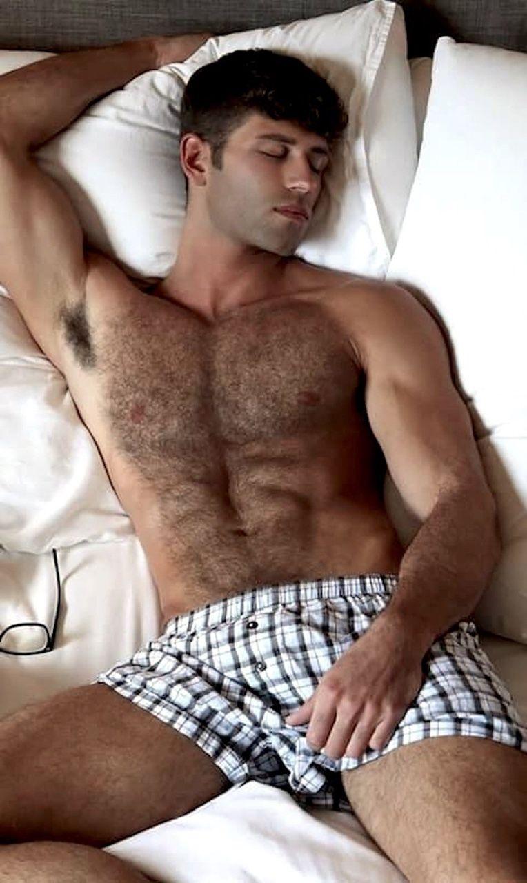 chested men I love hairy