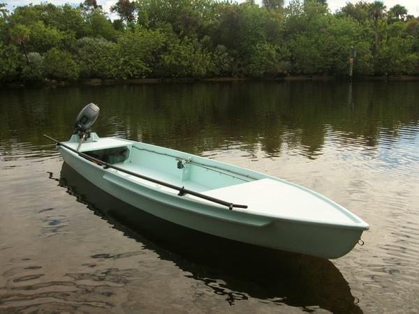 Plywood Skiff | microskiff.com - Cool skiff | Boat, Wood ...