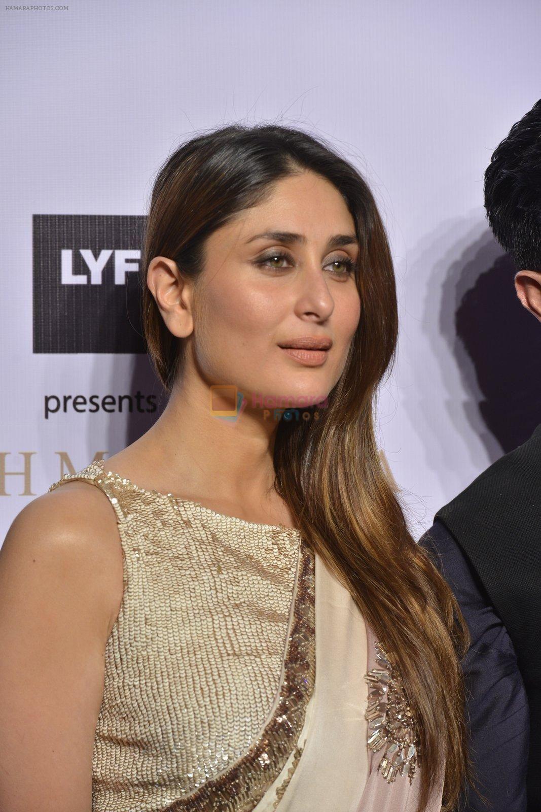 Kareena Kapoor At Lakme Manish Malhotra Show On 29th March 2016 Bollywood Celebrities Karena Kapoor Kareena Kapoor Photos