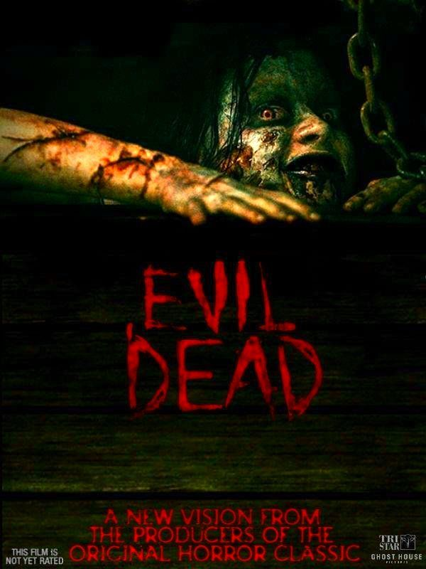 Evil Dead 2013 As a huge fan of the original(s) I know remakes can be discouraging. Take comfort in knowing that Bruce Campbell was still part of this remake, which makes it awesome.