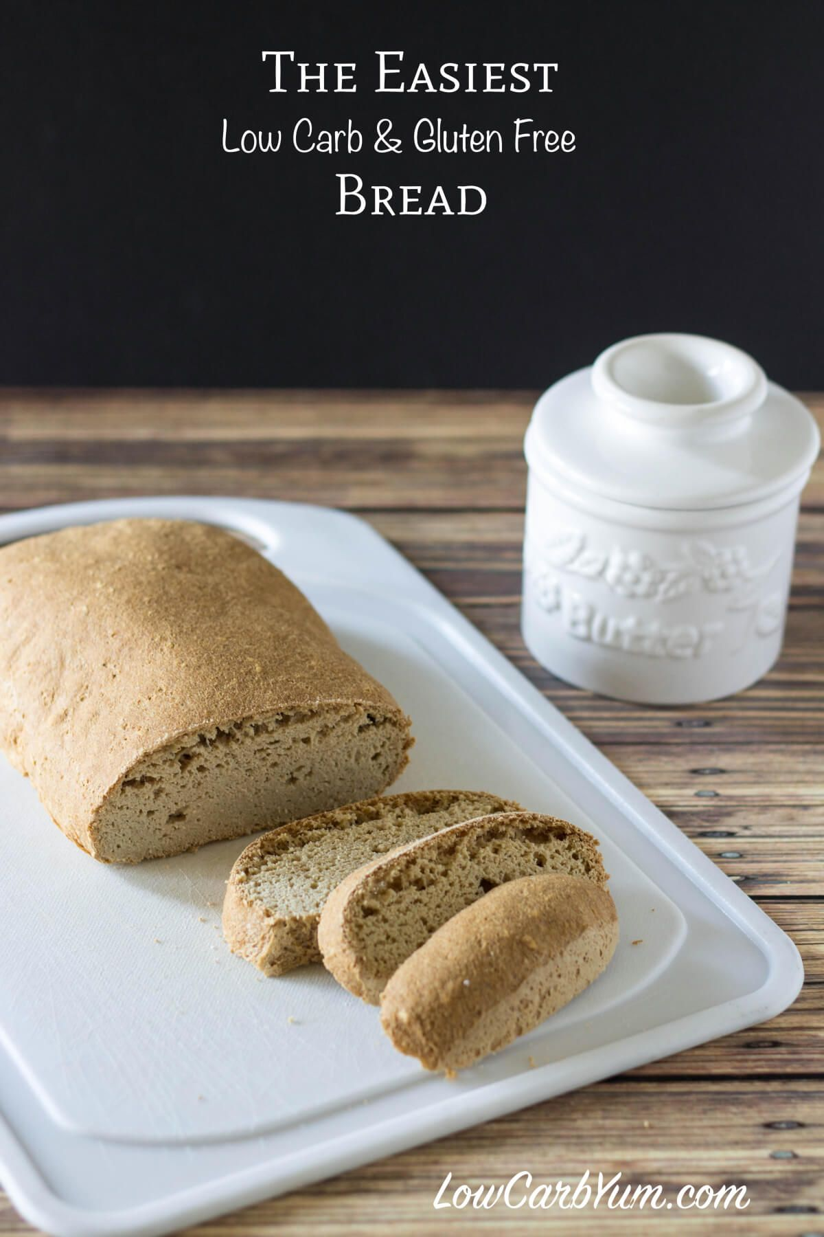 Gluten Free Low Carb Sukrin Bread Mix Low Carb Bread Low Carb Yum Low Carb Gluten Free Bread