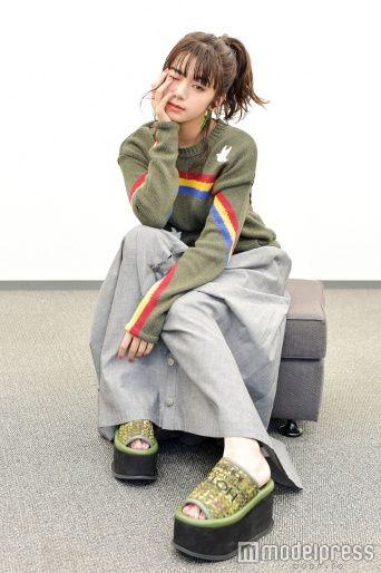 上白石萌音 池田エライザの 美ボディ に興味津々 苦じゃない スタイルキープの秘密は モデルプレスインタビュー後編 モデルプレス ファッションアイデア ファッション モデル
