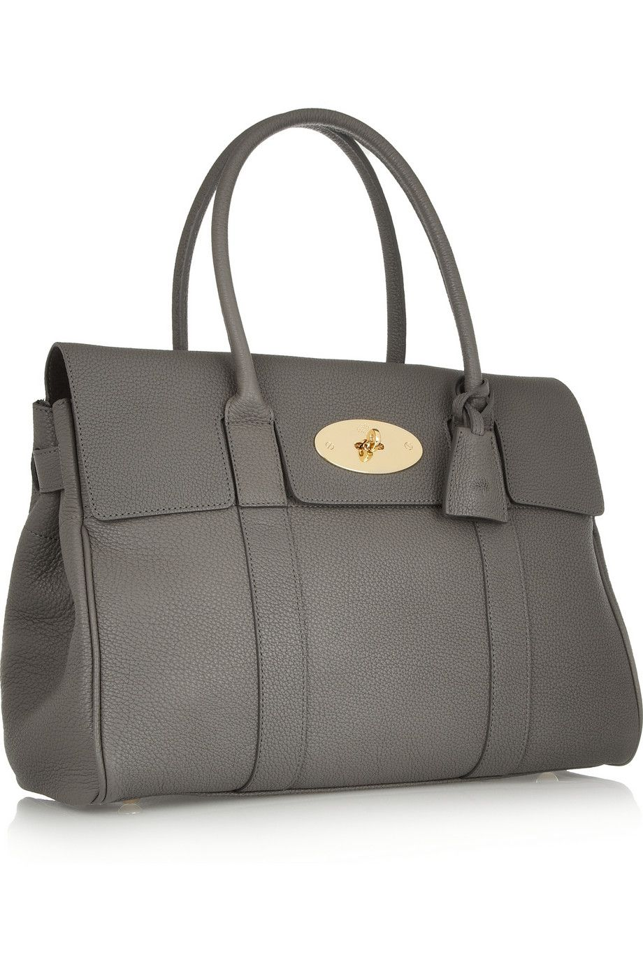 adaecc5266 Mulberry | The Bayswater textured-leather bag | NET-A-PORTER.COM ...