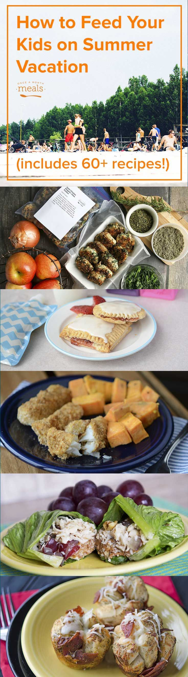 How to feed your kids on summer vacation meal ideas vacation and how to feed your kids on summer vacation forumfinder Choice Image