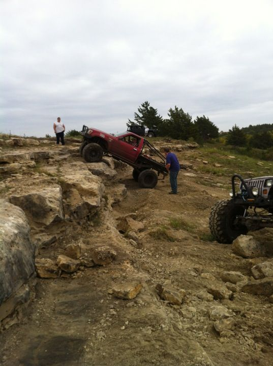 Various Types Of Terrain Available For Off Roading Fun Located