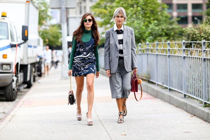 Pin for Later: Les Meilleurs Looks Street Style de la New York Fashion Week New York Fashion Week, Jour 3 Eleonora Carisi.