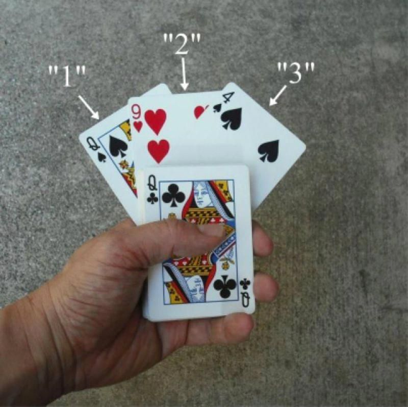 Subtle Consolidated Card Magic Tricks Register Magic Tricks For