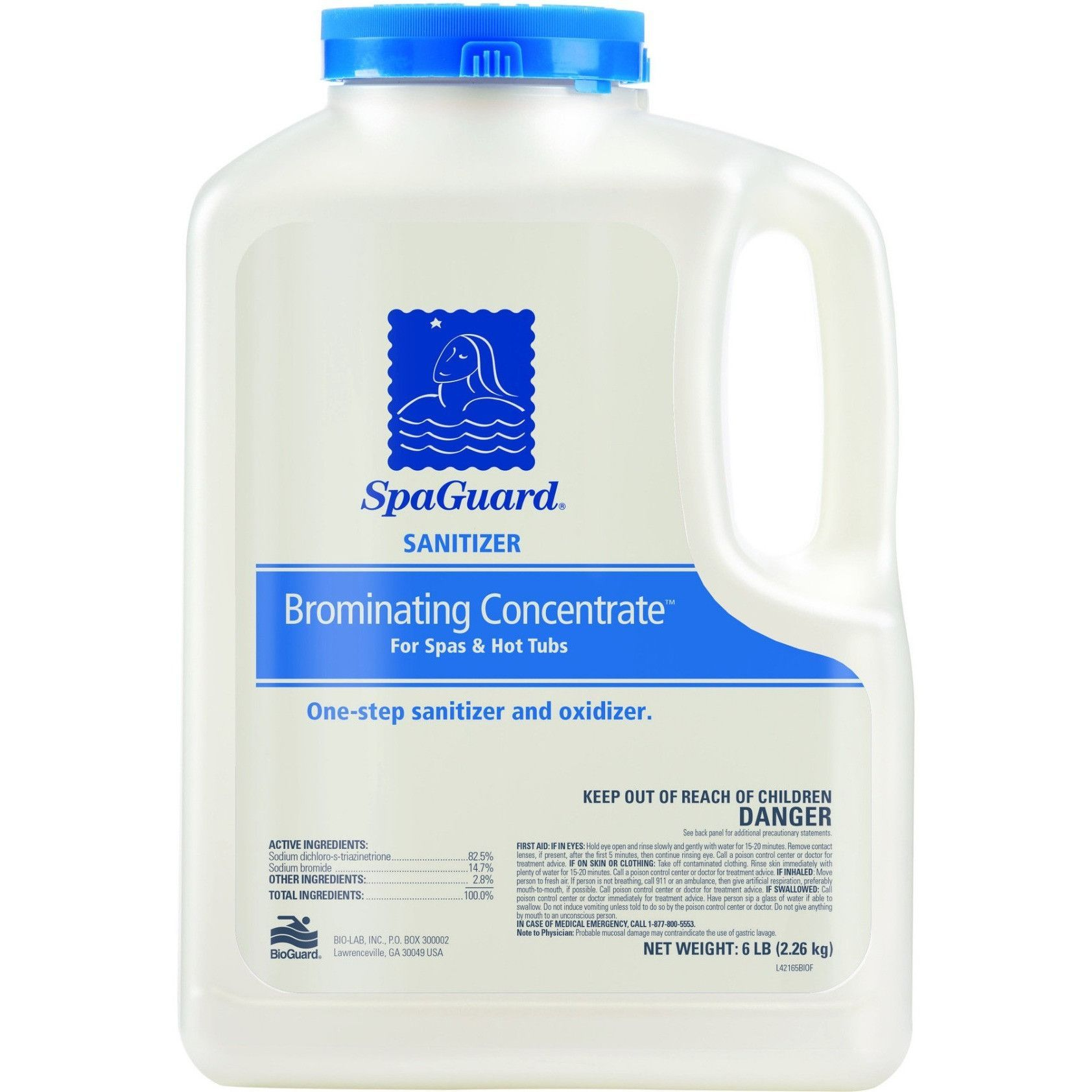 SpaGuard Brominating Concentrate