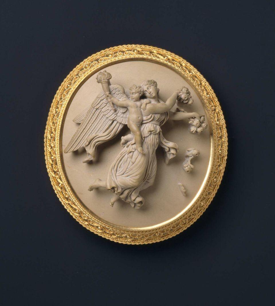 Retailed by Samuel T. Crosby, American, 1813–1908 After Bertel Thorvaldsen, Danish, 1768–1844