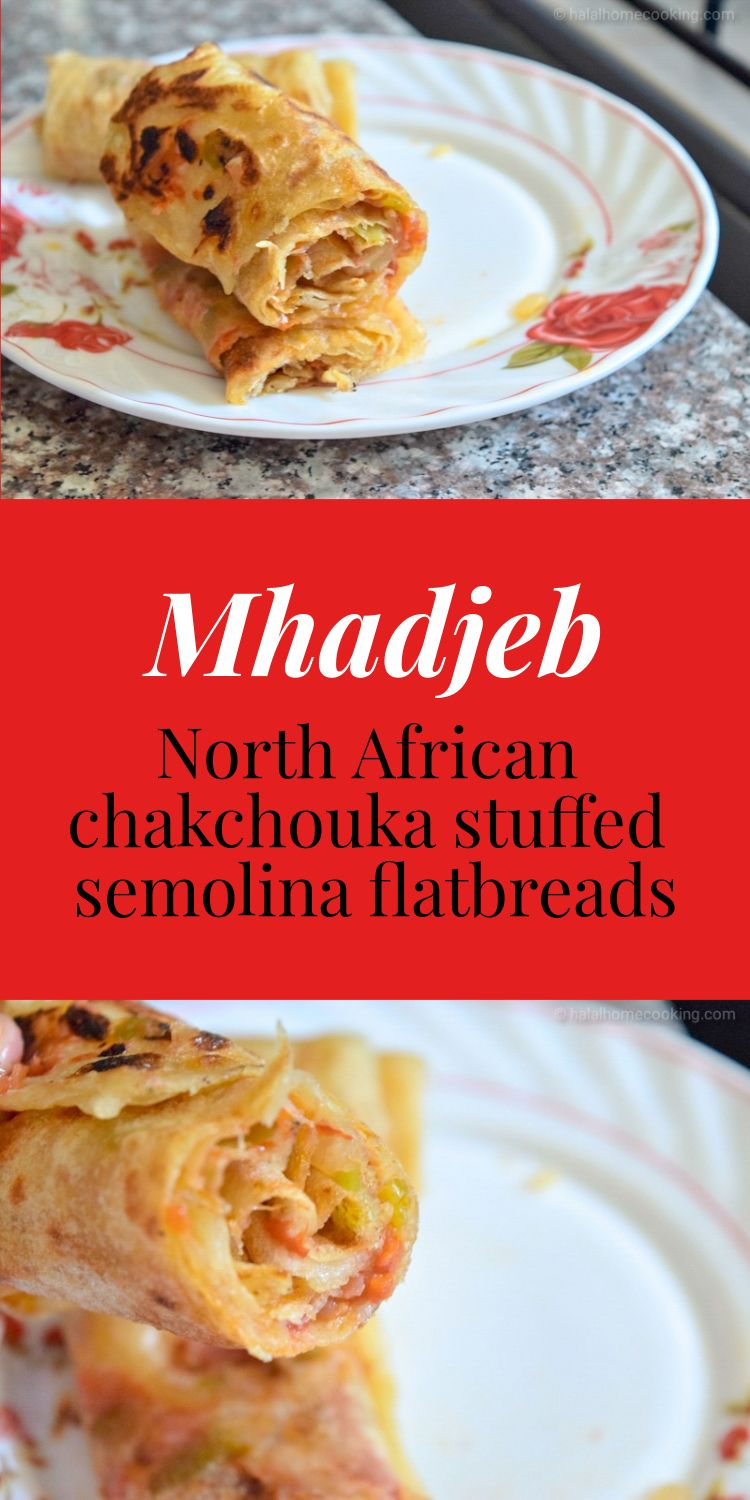 How To Make Mhadjeb Mahdjouba At Home Without A Mixer Halal Home Cooking Recipe Cooking Cooking Blog Recipes