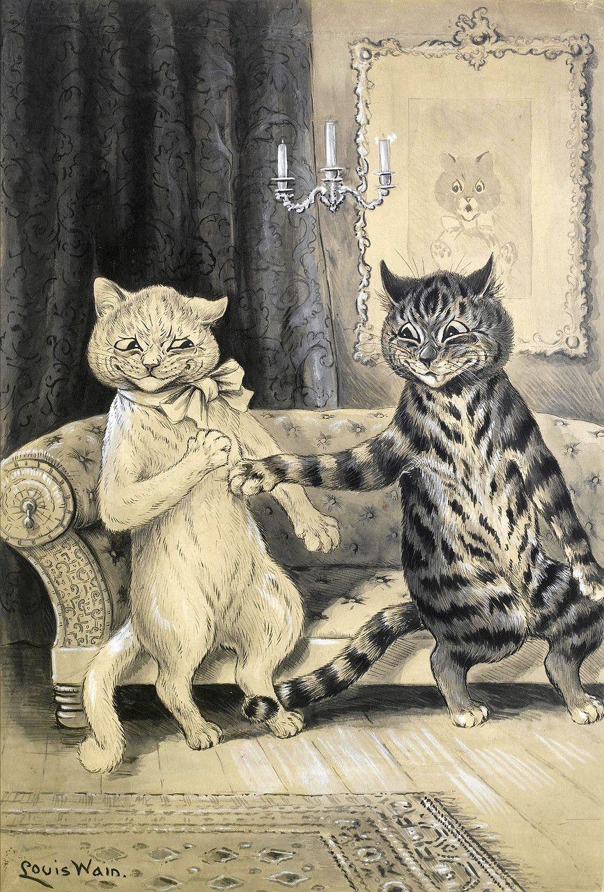 Английских в картинках котенок