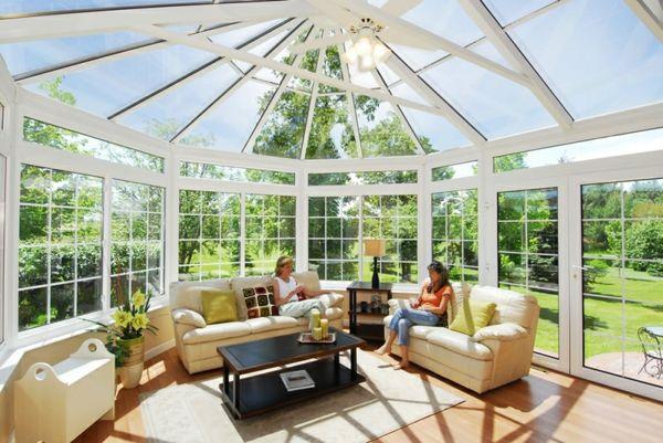 wohnzimmer möbel im wohnwintergarten platzieren Haus - wintergarten als wohnzimmer