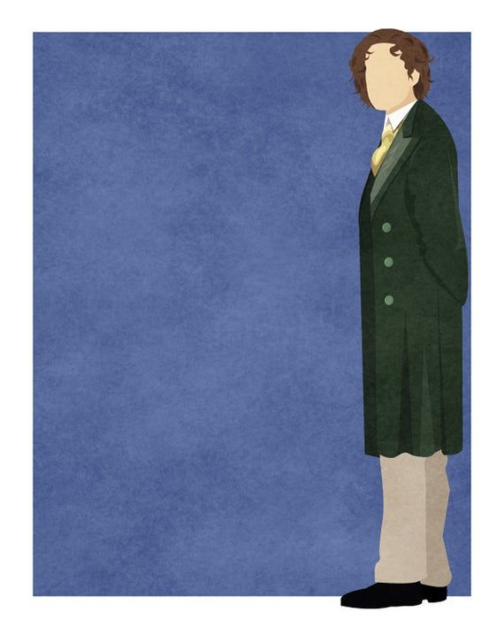 Doctor Who print - the Eighth Doctor/Paul McGann #12doctor
