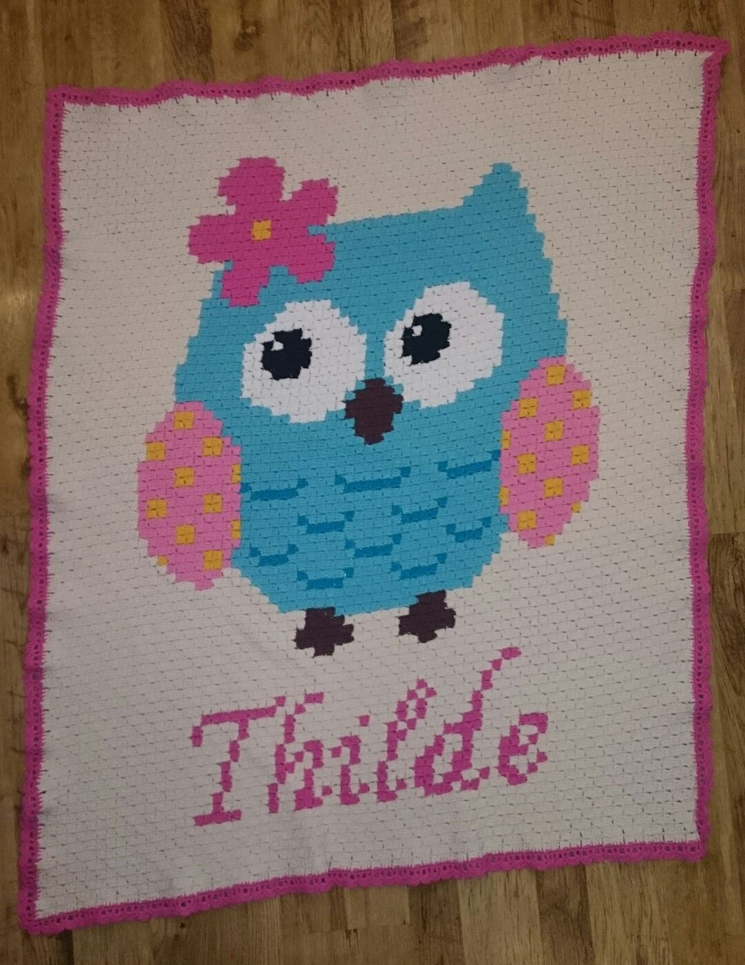 crochet graphgan - Crochet C2C graph blanket C2C crochet pattern ...