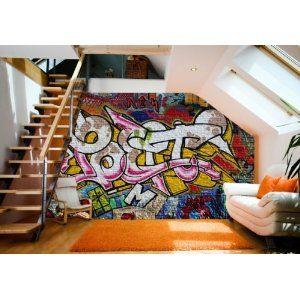 fototapete graffiti 400x280 grafitti graffitti neu. Black Bedroom Furniture Sets. Home Design Ideas