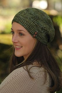 Cold Creek Hat Pattern By Maria Olson Pinterest