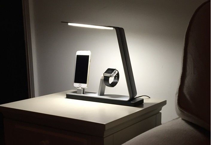 Bedside Charging Stations Iphone Docking Station Apple Watch Accessories Hue Philips