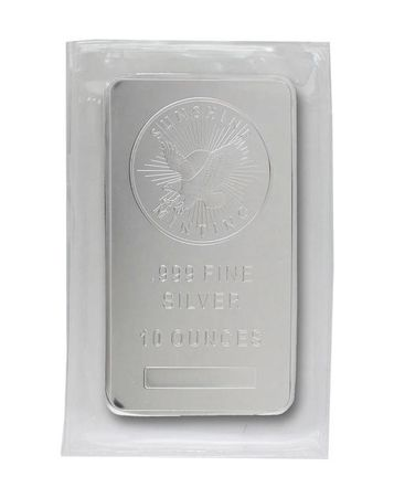 Sunshine Mint 10oz Silver Bar 999 Fine Lot Of 1 220 42 Silver Bars Silver Bullion Coin Dealers