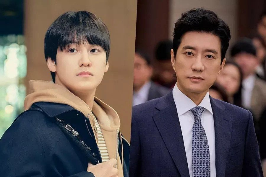 "Kim Bum And Kim Myung Min Discuss Their ""Law School"" Characters And The Drama's Highlights"