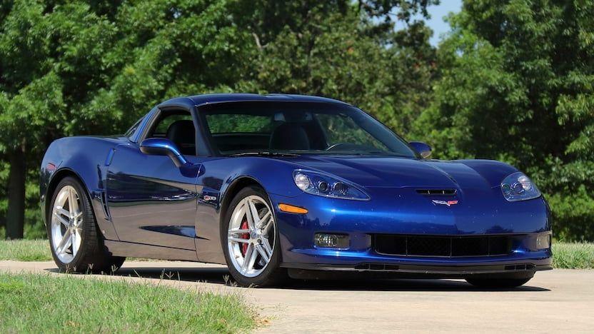 2006 Chevrolet Corvette Z06 Coupe S26 Kissimmee Summer Special 2020 In 2020 Chevrolet Corvette Z06 Corvette Chevrolet Corvette