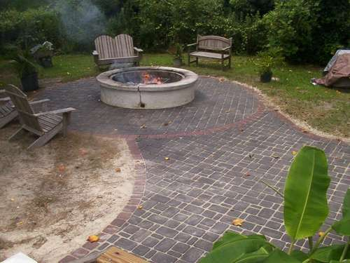 How To Relevel A Brick Patio Diy Patios Building