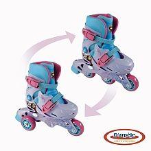 "D'Arpèje - Rollers Évolutifs 2-en-1 - La Reine Des Neiges - Taille 27-30 - D'Arpeje - Toys""R""Us"