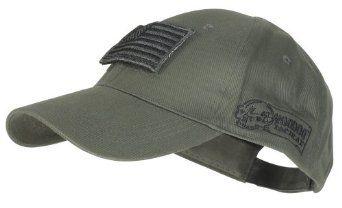 ab0156d82dc59 Voodoo Tactical Cap w  Removable USA Flag Velcro Patch  hat  baseballcap   cap  6.95- 19.95