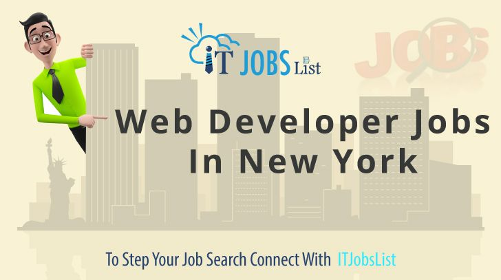 Apply web developer jobs in nyc at startups and tech