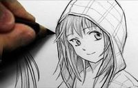 Interesno Uznat Kak Narisovat Anime Poetapno Anime Risovat
